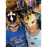 Mascaras De Lucha Libre Para Niños Rey Misterio.stock 11/07