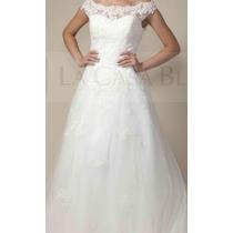 Exclusivo Vestido De Novia Casa Blanca