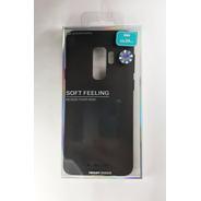 Funda Galaxy S9 Plus Mercury Goospery Soft Feeling
