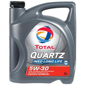 Aceite De Motor Total Quartz Ineo Long Life 5w-30 5l.