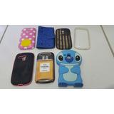 Capa Para Celular Galaxy S3 Mini I8190 Doversos Modelos