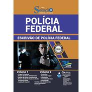 Apostila Polícia Federal (pf)  Escrivão De Polícia Federal