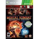 Mortal Kombat Komplete Edition Xbox 360 Envios A Todo Chile