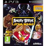 Jogo Novo Lacrado Angry Birds Star Wars Para Playstation 3