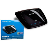 Megasaldos Router Wifi Linksys Cisco Wrt110 Mimo Rangeplus