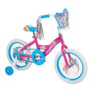 Bicicleta Huffy My Little Pony R16 Para Niñas Edad 4-6 Años