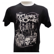 Remeras De My Chemical Romance Varios Modelos Que Sea Rock