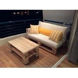 Muebles Con Estibas En Mercado Libre Colombia - Muebles-hechos-con-estibas