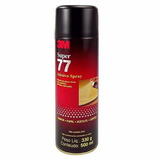 Adesivo Spray Super 77 500ml 3m Cola Isopor Papel Acetato