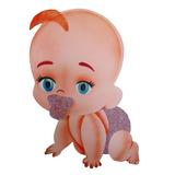 Adorno Tecnopor Bebe 70cm Fiesta Infantil Baby Shower Decora