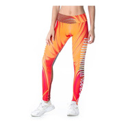 Calzas Deportivas Mujer Touche Sport Lycra Mujer Gym Ls 349