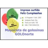 100 Globos 12