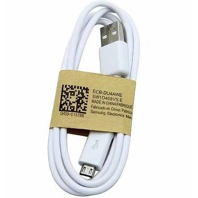 Cable V8 Usb Color Blanco Súper Precio!!