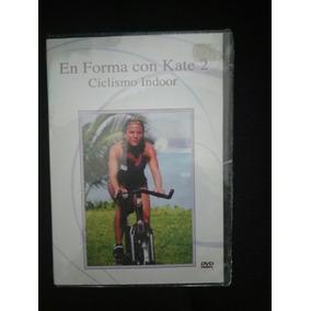 Ejercicio.dvd Ciclismo Indoor/ Spinning Kate Del Castillo