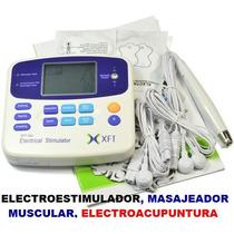 Electro Estimulador Muscular Masajeador Acupuntura Regalos