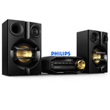 Minisistema Hifi Philips Fx10 230 W Rms Bluetooth Usb Cd Rca