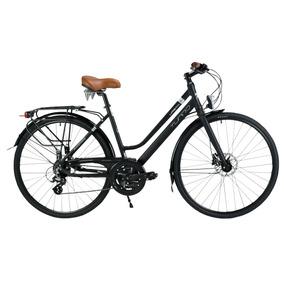 Bicicleta Vintage Turbo Urban 5.1 R700 Negro Mate 15410