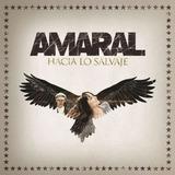 Cd Amaral Hacia Lo Salvaje Open Music