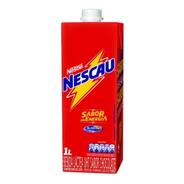 Nescau Achocolatado Prontinho Para Beber Nestlé 1 Litro