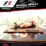 Formula 1 Uno Salvat Mclaren Mp4/23 2008 Lewis Hamilton Nº10