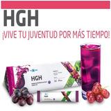 Hgh Fuxion - Proteína De Belleza, Rejuvenecimiento Y Lozania