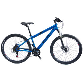 Bicicletas Mtb Gw Arrow 7 Vel. Freno Disco Suspens Pedales