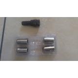 Seguros Para Rines - 12mm X 1.25 - Tuerca - Una Llave