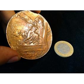 Medalla De Exposición Mundial De París 1889
