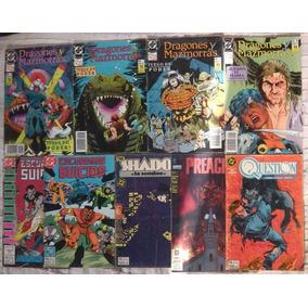 Lote De 9 Comics De Dc A $200