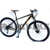 Bicicleta Venzo Atix Rod 29 Shimano Deore 20 V Competicion