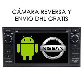 Estereo Gps Android 7.1 Nissan Pantalla Wifi 3g Mirror Dvd