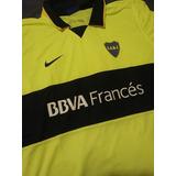 Camiseta Boca Juniors Fluor 2014 Xxl Original Match Nueva!