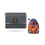 Amplificador Quantum 2600.4 Gratis Kit Instalacion