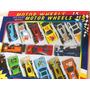 Set Autos Autitos De Metal/plástico X 15 Motorwheels Zcentro