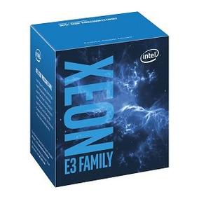 Processador Intel Xeon E3-1230v5 3.4ghz Lga 1151 80w