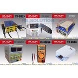 Kit Nº1 Maquinas Elétricas Para Manutenção De Celular Yaxun