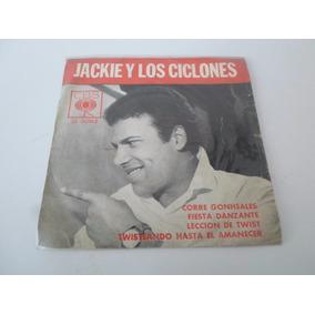 Jackie Y Los Ciclones - Corre Gonzalez - Ep 4 Temas - Vinilo