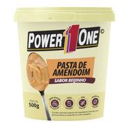 Pasta De Amendoim Integral Vários Sabores - Power One