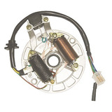 Mesa Do Estator C100 Biz S/partida Eletrica Magnetron