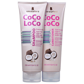Kit Lee Stafford Coco Loco Duo (2 Produtos)