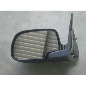 Espejo Izquierdo Chevrolet Silverado De 1999 Hasta 2006 Crom