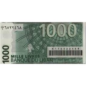 Billetes Y Monedas: Libano