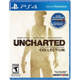 Juego Uncharted Collection Ps4 Fisico Sellado Original