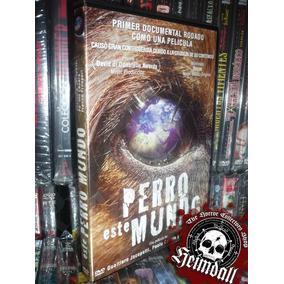 Dvd Mondo Cane Imp. R2 Pal Esp Horror Terror Gore Trauma