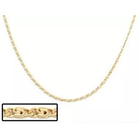 Rommanel Cordão Feminino Elo Mimosa Diamantado 50cm 530336