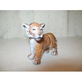 Schleich Germany Vida Salvaje Tigre De Bengala Cachorro
