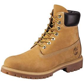 Botas 6 Premium Boot Timberland 10061 Camel Piel Oi