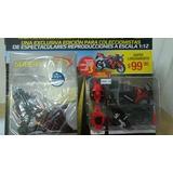 Supermotos De Coleccion Fasciculo 1 + Piezas Honda Cbr1000rr