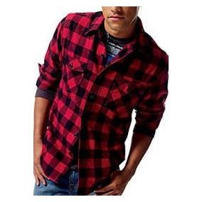 Camisa Leñadoras Camisas Modernas Hombre Camisas Cuadros