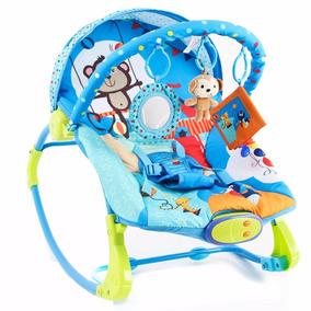 Cadeira De Descanso Musical Circo Divertido Dican 18kg